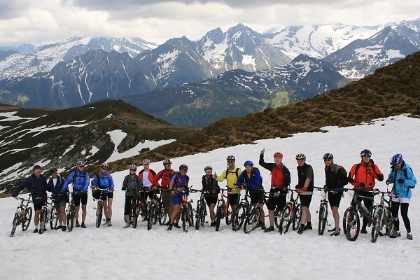 Mountain Biking im Frühjahr
