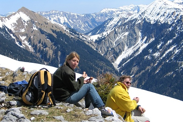 Frühling im Karwendel