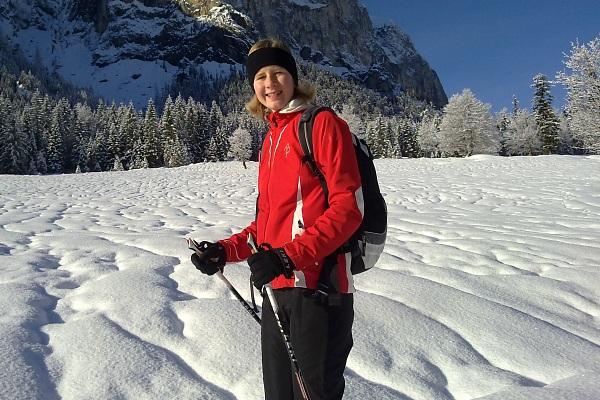 Ski-Langlauf Eng