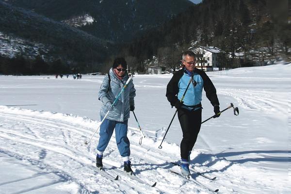 Ski-Langlauf Hinterriss