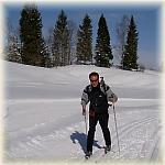Langlauf im Karwendel