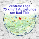Zentrale Lage Oberbayern