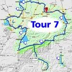 Tour 7 - 7 (8) Seen