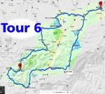 Tour 6 Plansee