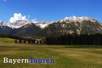 Leutasch Wettersteingebirge