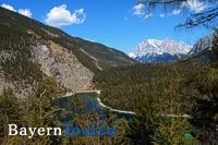 Zugspitze vom Fernpass