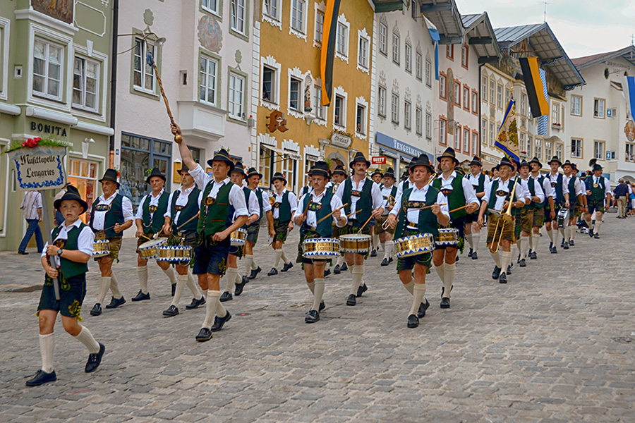 Gaufest in Bad Tölz