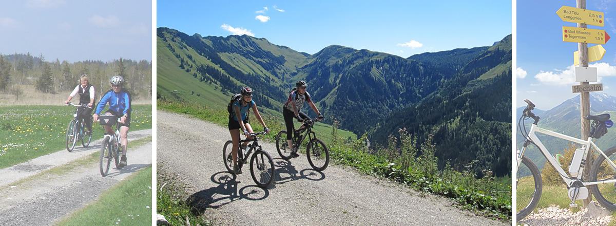 Fahrradparadies Oberbayern