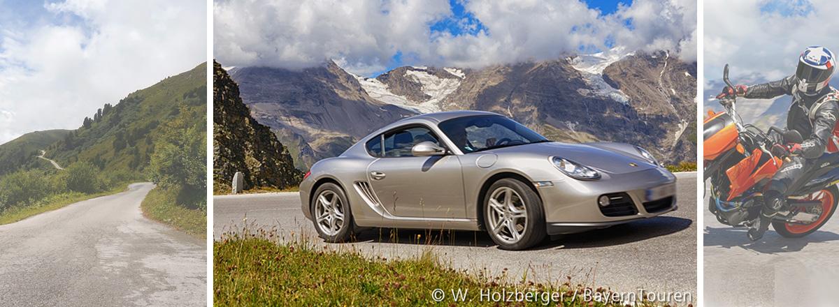 Ausflug in die Berge Tirols