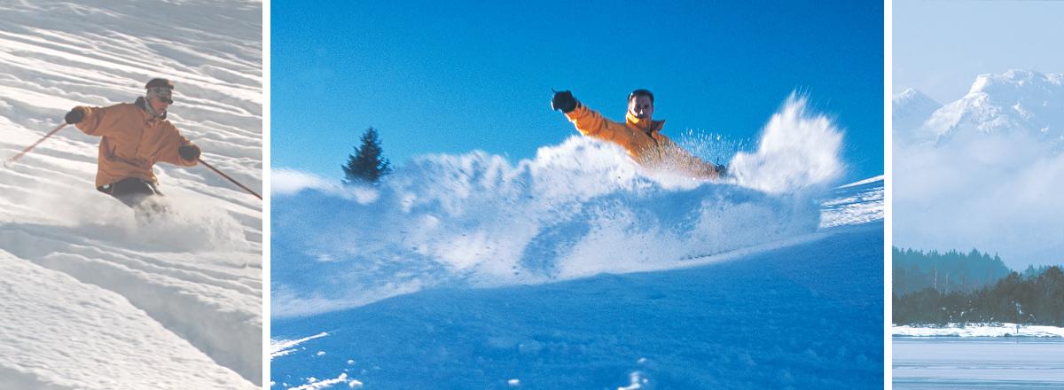 Der Isarwinkel: Wintersport & Erholung