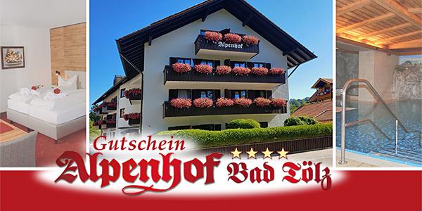 Reisegutschein Alpenhof