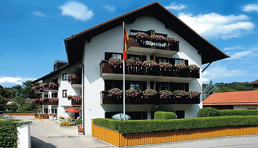 Welcome at the Alpenhof Bad Tölz